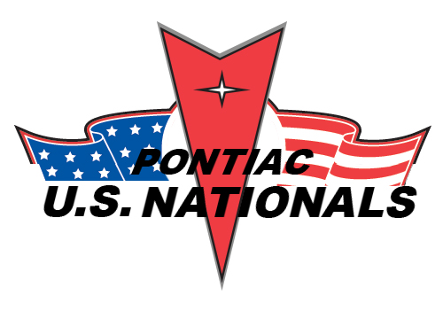 Pontiac US Nationals Logo