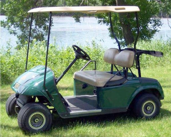 golf cart 2 person