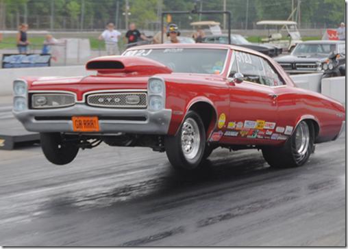 Jim Baird Photography GTO wheels up