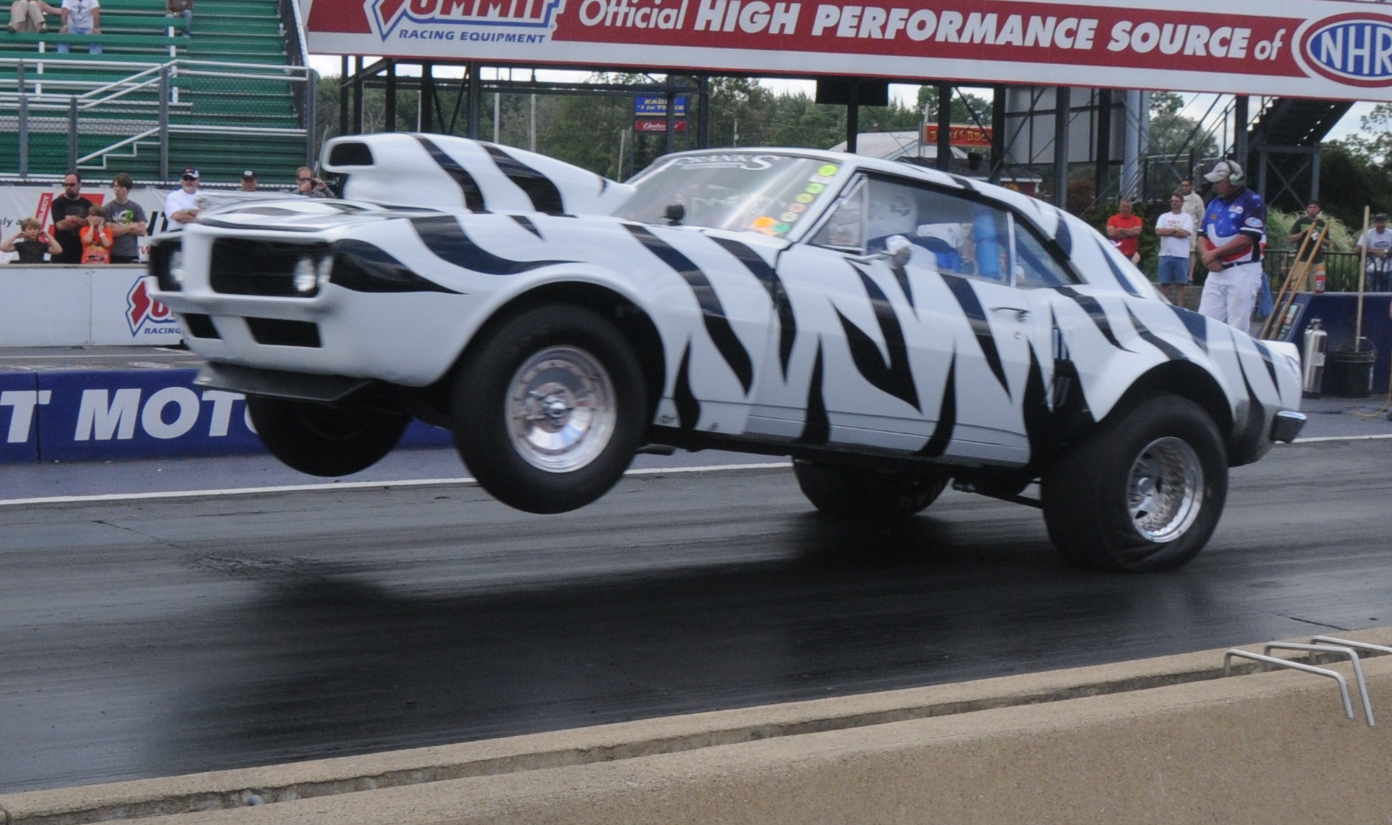 Wheels up Firebird