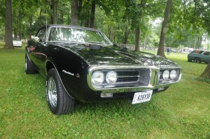 Mark Embrey 1967 Pontiac Firebird 5