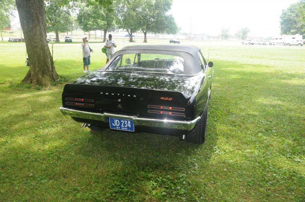 Mark Embrey 1967 Pontiac Firebird 7