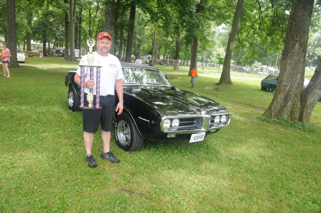 Mark Embrey 1967 Pontiac Firebird 9