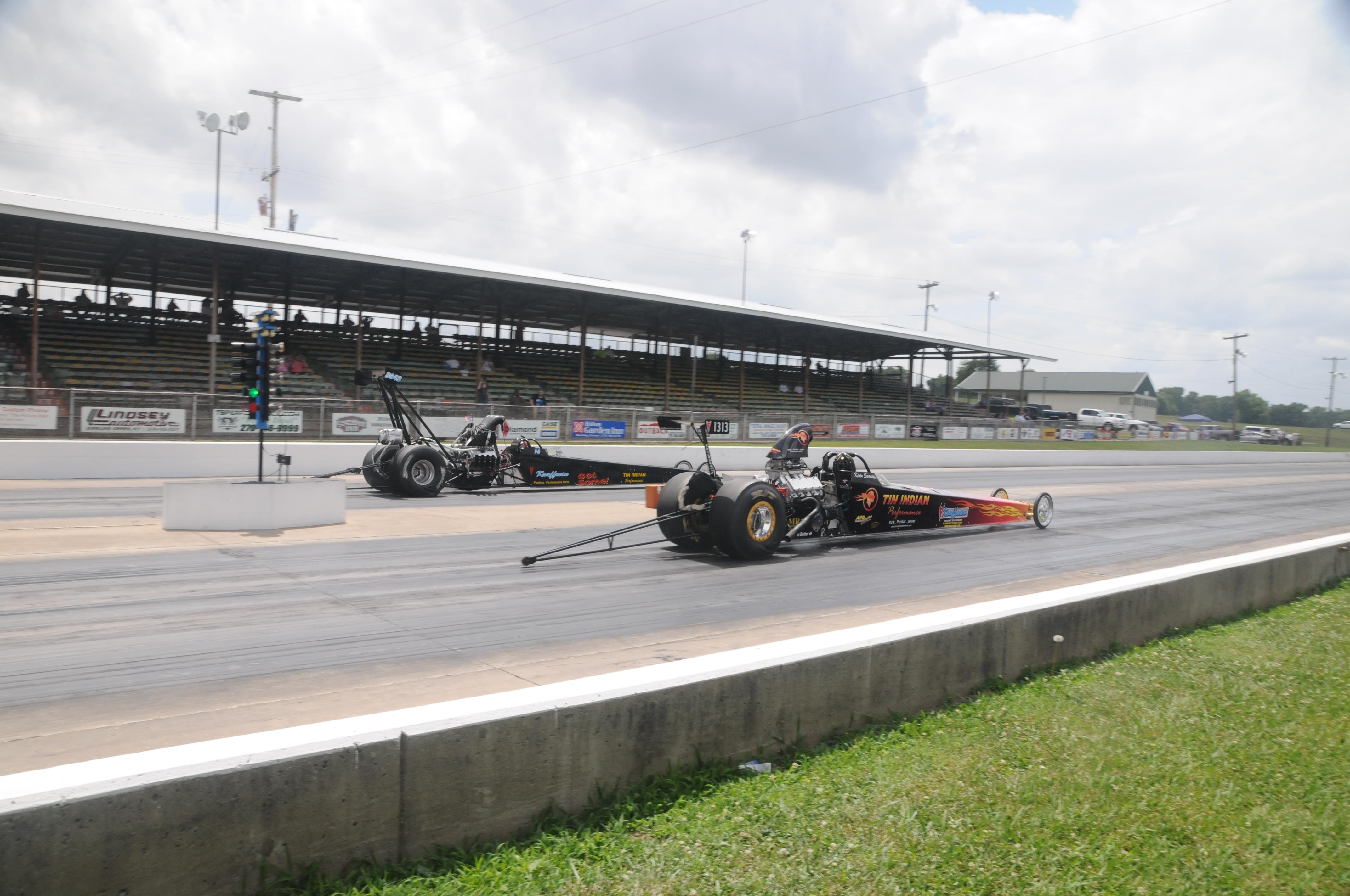 Kauffman v Swaney 2015 PUSN down track – The Pontiac U S