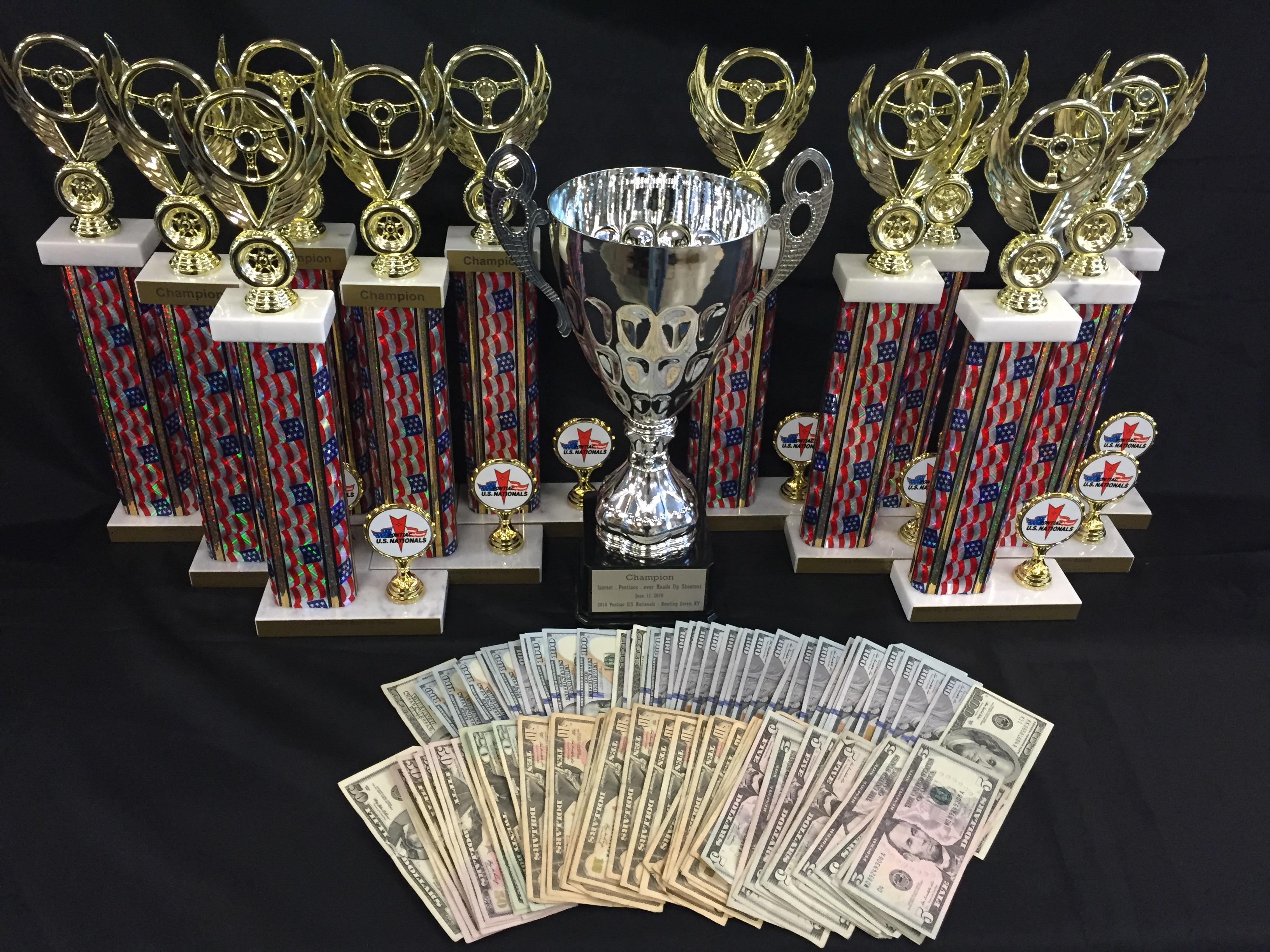 2016 Pontiac US Nationals Prizes 1