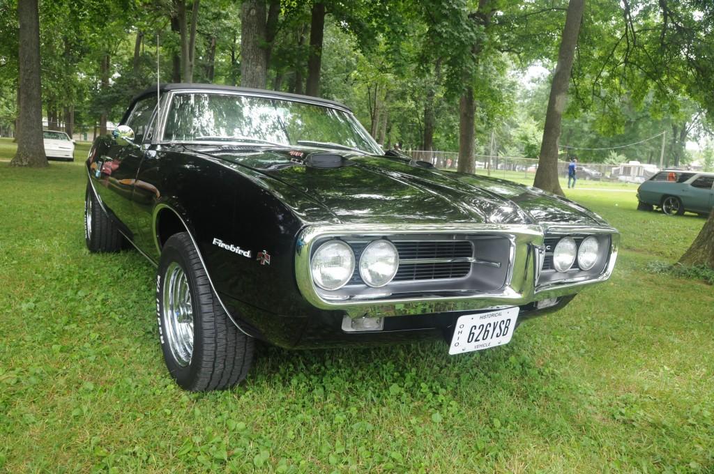 Mark Embrey 1967 Pontiac Firebird 5